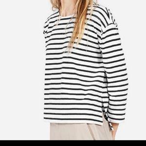 Everlane striped top